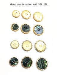 Мода одежда, усовершенствованная металлического сплава комбинацию кнопок, металлической полимера комбинацию кнопок, модные аксессуары для одежды аксессуары.