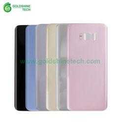 prix d'usine le couvercle du carter arrière de remplacement pour SAMSUNG Galaxy S8 G950 G950f S8 Plus G955 Couvercle de batterie