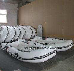 Liya 6 человек из стекловолокна ребра надувные тендерных заявок снаружи ребра на лодке