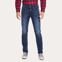 Fabrik-hochwertige Großhandelsjean-Form-Jeans-Mann-Hosen-dünne blaue Denim-Jeans 2020