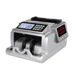 Il watt 6900W digiuna soldi che contano la contro valuta della banconota della macchina del Bill che conta la macchina