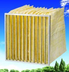 Средняя эффективность мешок фильтра для обработки воздуха блока фильтрации