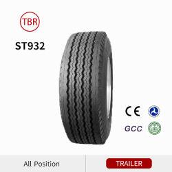 PCR Tubeless pneus e jantes, todos os pneus de camiões de luz radial de aço, Autocarro TBR OTR Pneumático do Reboque