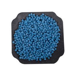 Cinza e preta de plástico Material bruto PVC maleável grânulo