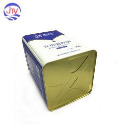 Большого металлического олова цилиндра экструдера упаковки для контейнера пальмового масла