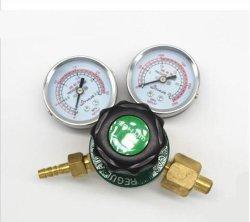 Hakin último tipo de oxigénio de latão Regulador de gás com directamente de fábrica