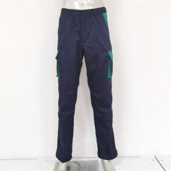 Im Freien einfache Ton-Knicken-beständige Industrie-Arbeits-Ladung-Hosen der Kontraktion-Uniform-zwei