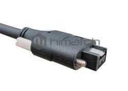 Câble flexible IEEE 1394b câble Firewire