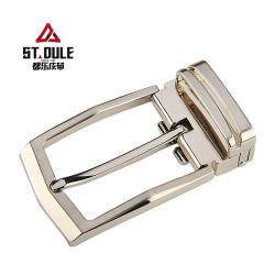 La moda de aleación de zinc niquelado de hebilla de cinturón
