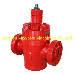 API 6una válvula de compuerta de boca de pozo para campos petroleros