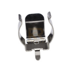 Metaal die Klem de Van uitstekende kwaliteit van de Batterij Aaaa, de Houder van de Batterij stempelen Aaaa