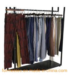 Gli uomini che i pantaloni hanno mescolato i vestiti hanno utilizzato i pantaloni utilizzati pantaloni all'ingrosso tropicali del vestito di pantaloni dei jeans dei pantaloni