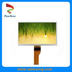 7 Baugruppe des Zoll-1024*600 der Auflösung-TFT LCD mit Helligkeit 500 für Unterhaltungselektronik