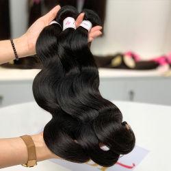 Оптовая торговля Virgin волосы продление необработанные бразильские Virgin волос человека
