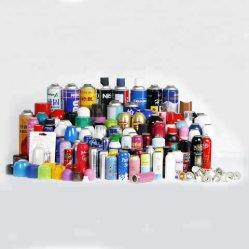 Corps de Parfum Vaporisateur aérosol cosmétiques aluminium / de l'étain peut