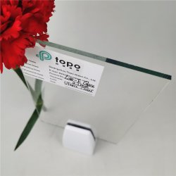 Transmitância elevada Heat-Reflective baixa emissividade de vidro para emissões (LE-TP)