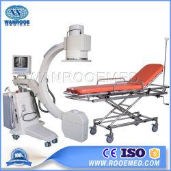 Übergangskrankenwagen-Bahre-Zubehör der medizinische Notantimagnetischen Laufkatze-chirurgisches MRI kompatibles