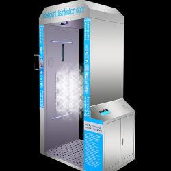 De automatische UVSterilisator van de Desinfectie van het Ozon met de Meting van de Temperatuur
