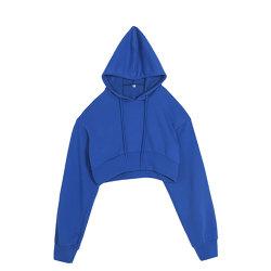 Новая конструкция 100%хлопок культуры верхней части Hoodies женщин и пота рубашки с высоким качеством