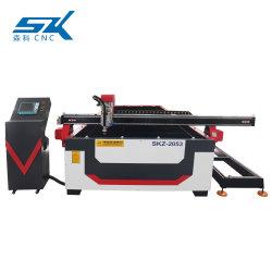 Snijmachine voor plaatstaal, 4 assen, voor CNC-plasma met vierkante buis Snij-machine 3-assige plasma