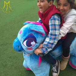 Hansel Paseos en el Parque de Atracciones interior accionado por batería paseo en caballo