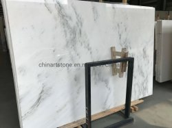 China Oriental White Marmor Fliesen für Wand und Boden