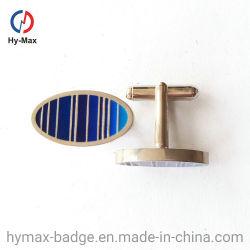 선물을%s 전문화된 도매 다채로운 금속 스테인리스 커프스 단추