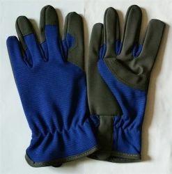 Синтетическая кожа PU сад перчатки