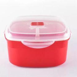 Micro-ondas Cookerware frango vegetal para cozimento a vapor 0%BPA
