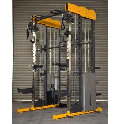 Het functionele Lichaam die van de Sterkte van de Trainer Gediplomeerde de Multifunctionele Machine van Smith van de Apparatuur van de Geschiktheid van de Gymnastiek van het Huis van de Geschiktheid van het Leven Marcy bouwen