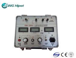 GM-10kv HV 디지털 절연 저항 테스터 조정 메가저항
