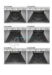 Общая фиксированная ленты конвейера Китая поставщика