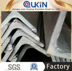 Staaf van de Hoek van het Roestvrij staal van de Leverancier van de fabriek de In het groot 316L Super