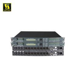Protea 4.8sp 4in & 8out Digitale DSP AudioBewerker, de Professionele Bewerker van DJ