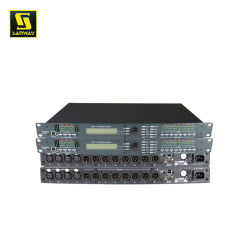 Protea 4.8Sp 4a e 8A DSP digital processador de áudio profissional, Processador de DJ