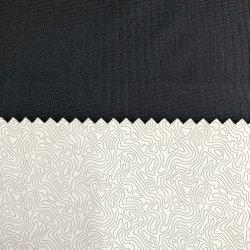 300d DTY Poliéster Oxford tela con revestimiento de la transferencia de liberación de papel