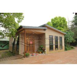 Sala de casa de aço leve prefabricadas