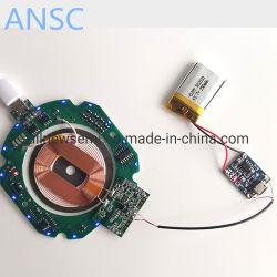 Haute qualité Module récepteur de charge rapide de universelle 7.5W chargeur 1,5A Qi récepteur sans fil