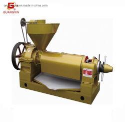 Guangxin 10dpt pressoir à huile d'arachide avec la plus grande boîte de vitesses