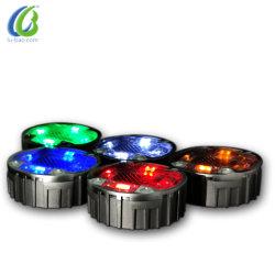 고품질 LED 플래시 로드 마커 알루미늄 솔라 로드 스터드
