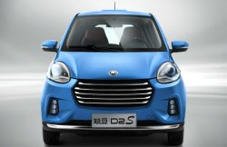 ZD BEV バッテリー電気自動車電気自動車 Auto EEC M1 認定