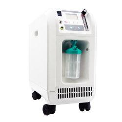 저가 의료 장비 사용 5 10 15 20리터 이중 흐름 산소 농축기