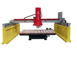 La tagliatrice di pietra dei fornitori della Cina del controsoffitto della cucina Hslq-700 per la taglierina del marmo e del granito ha veduto