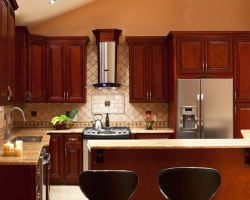 Moderne Rta bereit zum Zusammenbau Birch Sperrholz Küchenmöbel