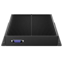 Pendoo Z85 Z8350 64GB Vierradantriebwagen SSD-Einplatinenstock Comparer Laptope ROM-Fanless Intel beweglicher Mini-PC