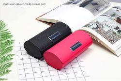 Mejor Venta de gama alta y un diseño sofisticado, el logotipo estampado de disco duro portátil de gafas de sol caso