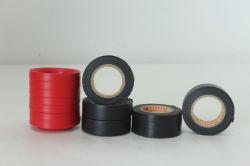 비닐 절연 PVC 전기 전기 엔지니어링 테이프 고무 절연 와이어 테이프 사용