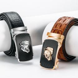Ремень из натуральной кожи Fashion Auto Lock Преднатяжитель плечевой лямки ремня безопасности