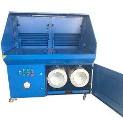 Werkbank van de Extractie van de Damp van de zuiver-lucht de Oppoetsende Schurende met de Grotere Stroom van de Lucht (gelijkstroom-4500DM)
