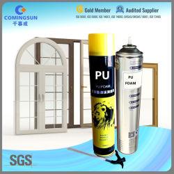 PU/Polyurethane 살포 간격 충전물을%s 확장 거품 접착성 실란트